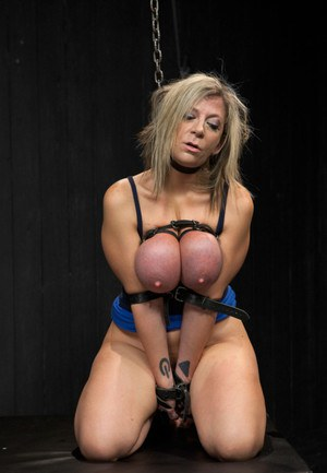 big titty bondage