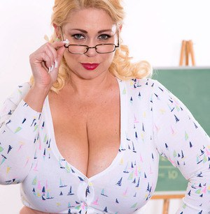 Tit big teacher milf huge