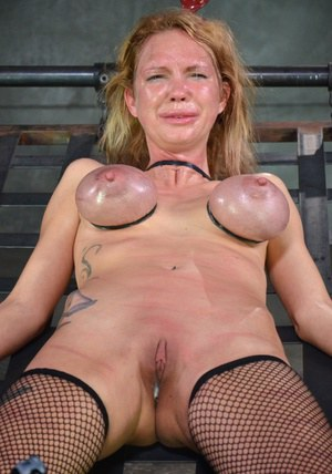 Nude wife at office