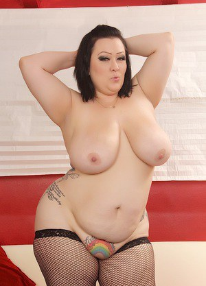 The Bbw tattoo bodys nude