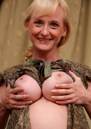 Blond milf is the best at riding cock 7