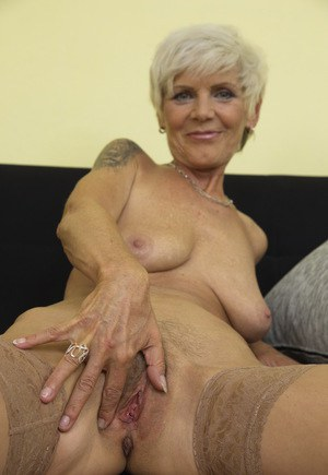 Granny with huge tits fucks young boy full movie grannie