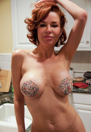 Big Tits In Kitchen Porn