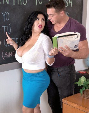 Saggy Teacher Boobs Porn